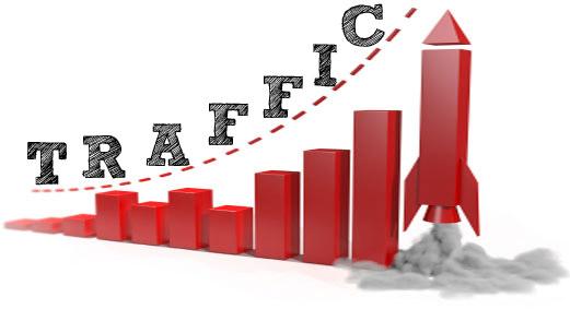 Dịch vụ chăm sóc web giúp tăng lượng traffic cho web.